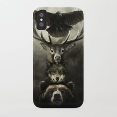 Totem iPhone X Slim Case