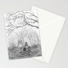 Yeok & bunny Stationery Cards