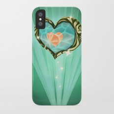 Heart Container  Slim Case iPhone X