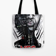 YES wolf Tote Bag