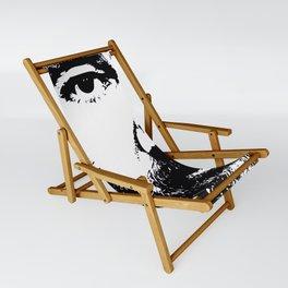 Self Portrait 2018 Sling Chair