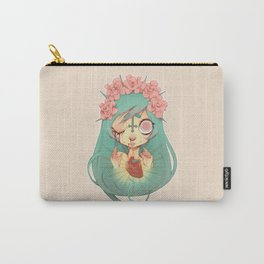 Ofelia's Sacred Heart Carry-All Pouch