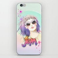 hologram iPhone & iPod Skins featuring J.E.M.✭✭✭✭✭ by Sara Eshak