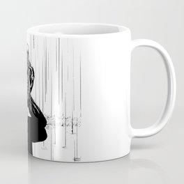 Black Spider-Man Coffee Mug