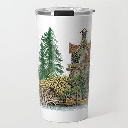 MY ISLAND RETREAT Travel Mug