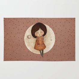 Moon Song 4 Rug