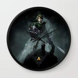 Legend Of Zelda - Skyward Sword Wall Clock