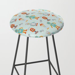 Mr. Roboto Bar Stool