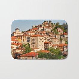 Dimitsana is a mountain village in Arcadia, Peloponnese, Greece. Bath Mat