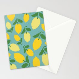 Le Citron Stationery Cards