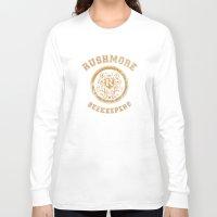 rushmore Long Sleeve T-shirts featuring Rushmore Beekeepers Society by steeeeee