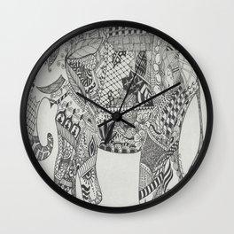 Khan Wall Clock