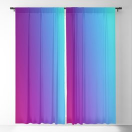 Multicolor Abstract Blackout Curtain