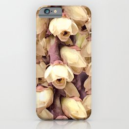 Japanese Tree Flowers Blossom iPhone Case