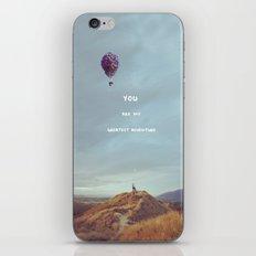 Waltz for Ellie iPhone & iPod Skin