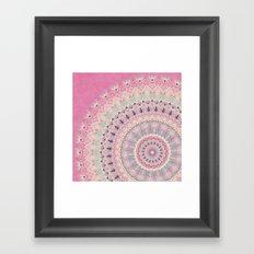 Mandala 564 Framed Art Print