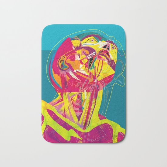 Anatomy 210914 Bath Mat