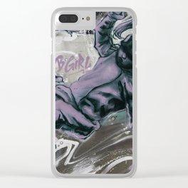 Bushwick's Street Arts Clear iPhone Case