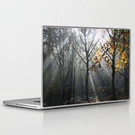 Autumn Sunbeams Laptop & iPad Skin