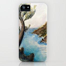 Japanese Landscape iPhone Case