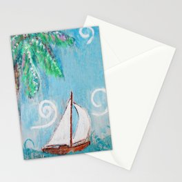 Summertime by Jan Marvin Stationery Cards