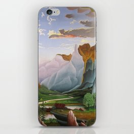 Yosemite Valley iPhone Skin
