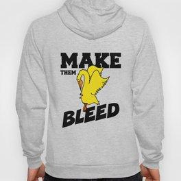 Make Them Bleed, Corpus Christi College Oxford Full Colour  Hoody