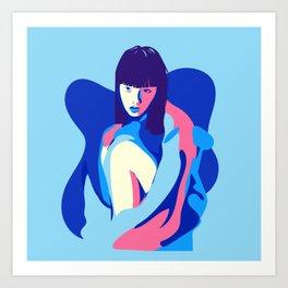 Chris Art Print