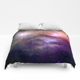Galaxy : Pleiades Star Cluster NeBula Comforters
