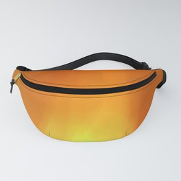 Crzy Big Lava Lamp Fanny Pack