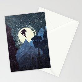 Bear Drop Stationery Cards