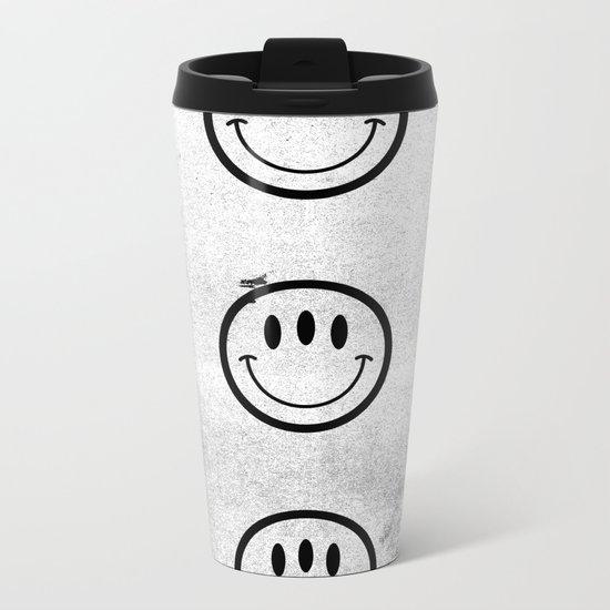 3rd eye (light) Metal Travel Mug