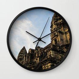 Angkor Wat Wall Clock
