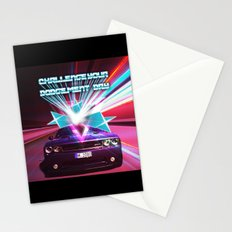 Challenge your Dodgement Day Stationery Cards
