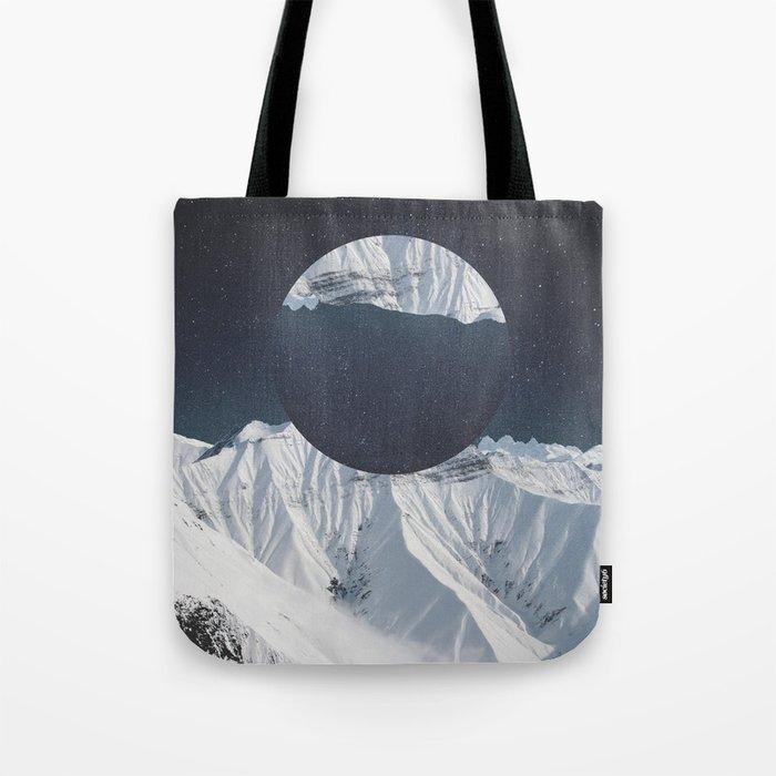 Above Tote Bag