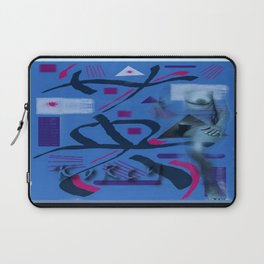 Homage to Balzac n.7 Laptop Sleeve