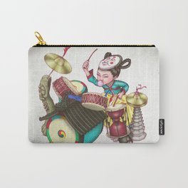 Drummer Girl Carry-All Pouch