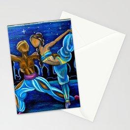 Arabian Dance  Stationery Cards