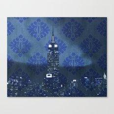 Empire Night Canvas Print