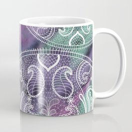 Mandala lace Coffee Mug