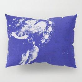 Cuttlefish Stencil Pillow Sham