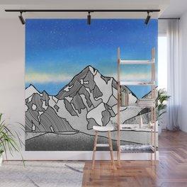 K2 MOUNTAIN LANDSCAPE Wall Mural