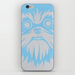 Shih Tzu Stare iPhone Skin