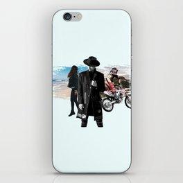 Lost Get Found iPhone Skin