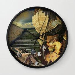 Strap Nap Beamix Wall Clock