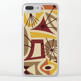 Timanfaya Clear iPhone Case