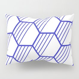 LYLA ((berry blue)) Pillow Sham