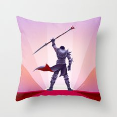Champion of Kirkwall Throw Pillow