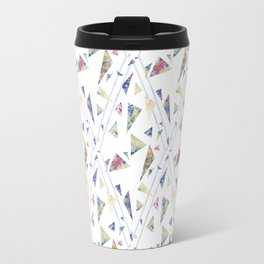 I wanted flowers but you gave me triangles Travel Mug