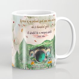 Merrier World Coffee Mug